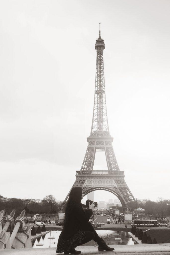 Christina Bulka - Paris
