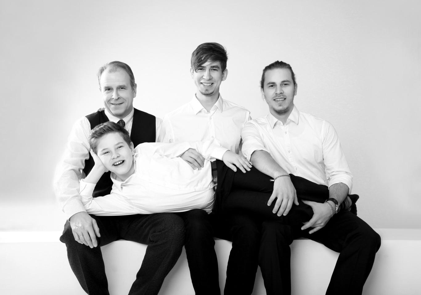 Familien / Family Shooting - LATE NIGHT TALES Christina Bulka Fotograf