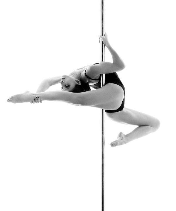 Poledance Passion Das Buch - Innenansicht