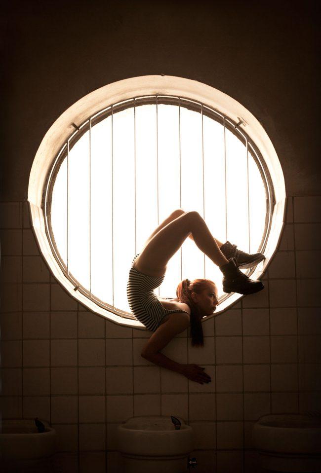 CONTORTION Shooting - Roxi Ziemann (Souldance) LATE NIGHT TALES Christina Bulka Fotograf