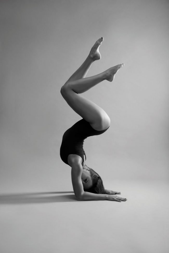 DANCE Shooting - Roxi Ziemann (Souldance) LATE NIGHT TALES Christina Bulka Fotograf
