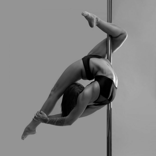 POLEDANCE Shooting - Roxi Ziemann (Souldance) LATE NIGHT TALES Christina Bulka Fotograf