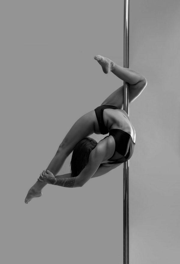 POLEDANCE Shooting - Roxi Ziemann (Souldance) LATE NIGHT TALES Christina Bulka Fotograf