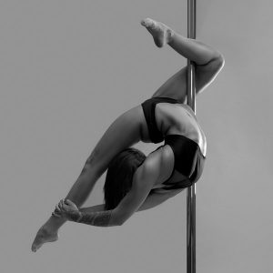POLEDANCE Shooting Souldance - LATE NIGHT TALES Christina Bulka Fotograf