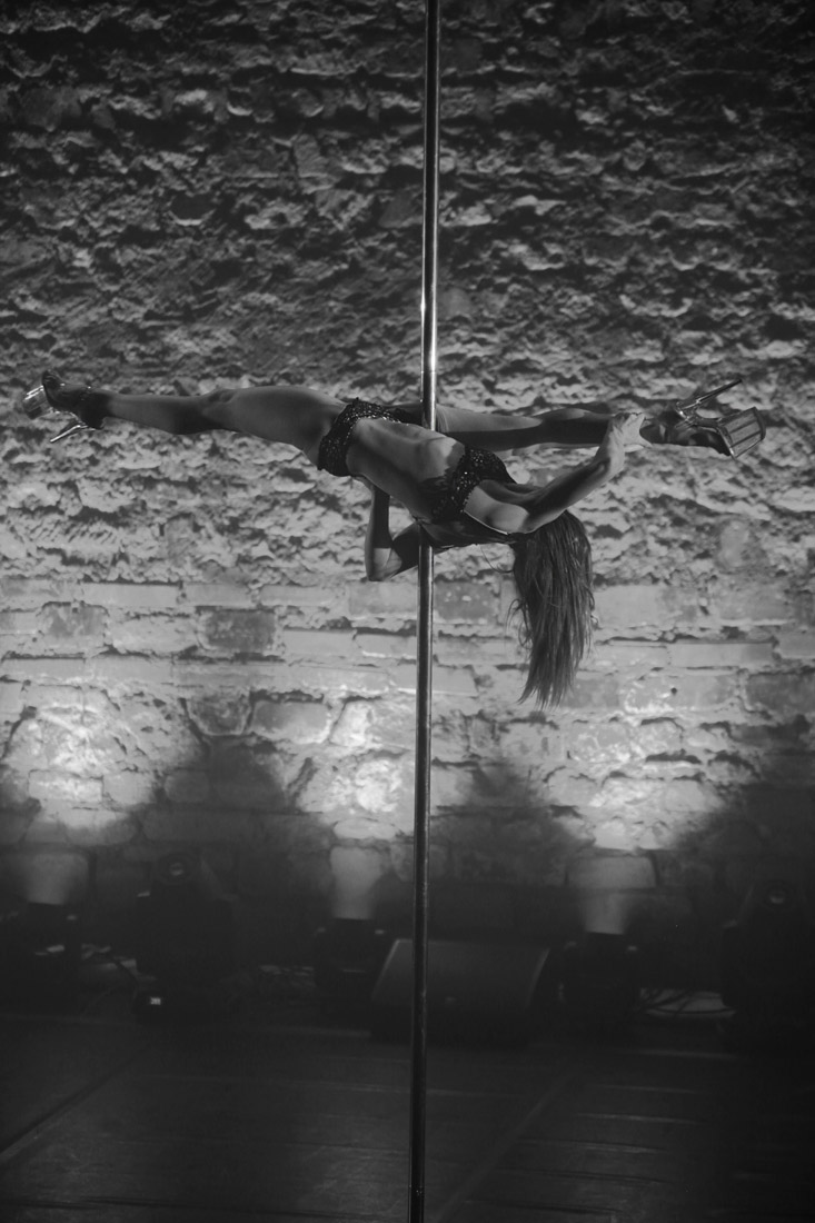 POLE THEATRE Paris 2017 - Christiana Koulouma - Fotoshooting - LATE NIGHT TALES Photography Christina Bulka Fotograf / Fotografie