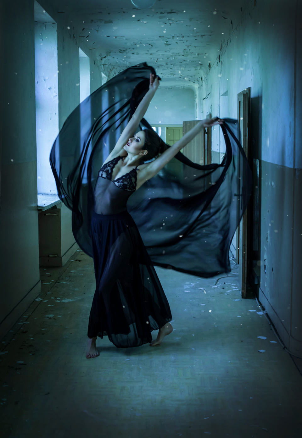 DANCE Shooting - Fotoshooting - LATE NIGHT TALES Photography Christina Bulka Fotograf / Fotografie