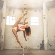 POLEDANCE AERIAL DANCE - Wandkalender 2018 (hoch) - LATE NIGHT TALES Photography Christina Bulka Fotograf / Fotografie