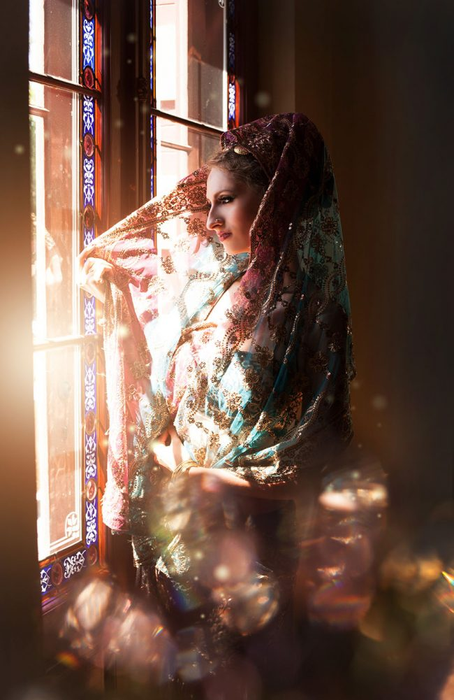 BELLYDANCE / TRIBAL FUSION Shooting - LATE NIGHT TALES Christina Bulka Fotograf / Fotografie