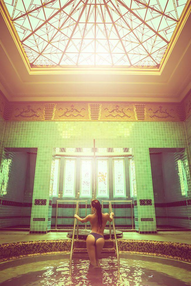 SENSUAL Shooting - Britt Bloem Fotoshooting - LATE NIGHT TALES Christina Bulka Fotograf