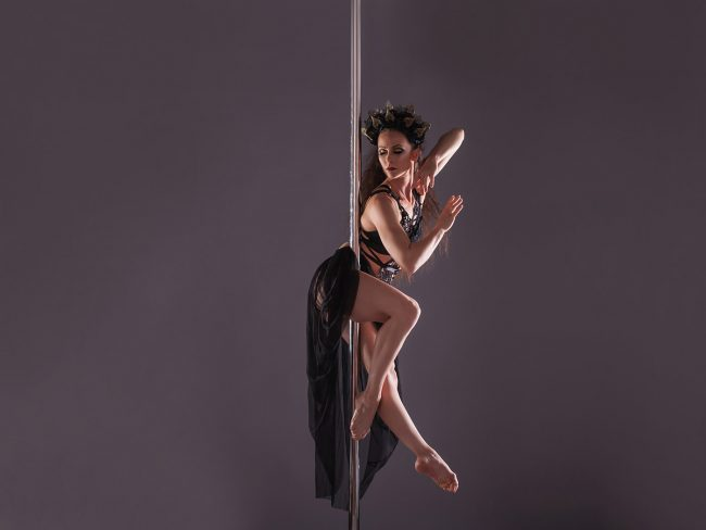 POLEDANCE Shooting Studio - Jenyne Butterfly- LATE NIGHT TALES Christina Bulka Fotograf / Fotografie