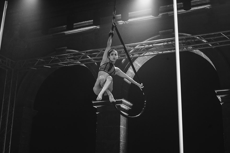 POLE ART FRANCE 2018 - Shows & Competitions - LATE NIGHT TALES Photography Christina Bulka Fotograf / Fotografie